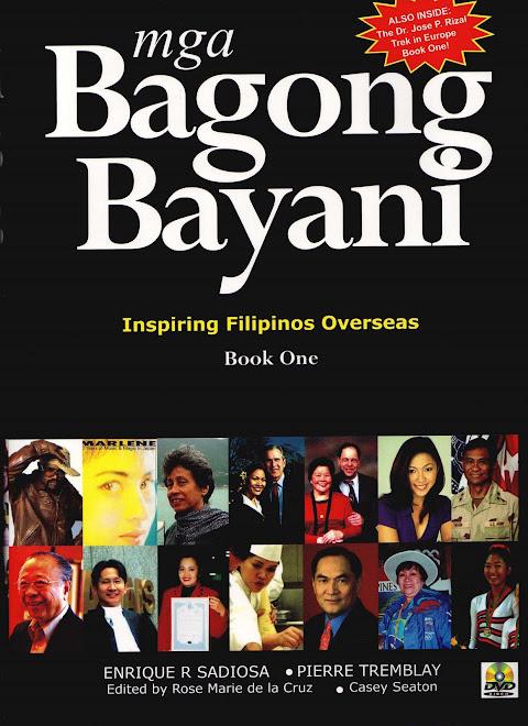 Mga Bagong Bayani book cover