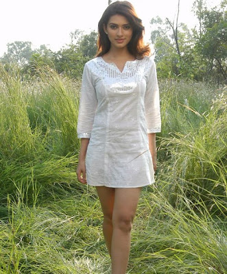 image of New Telugu Heroine Gowri Pandit (Hot Photos)   pictureswallpapers  photo