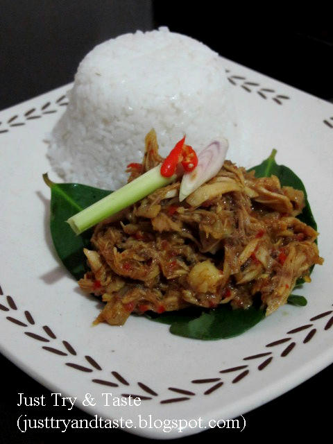 Resep Ayam Suwir Just Try And Taste