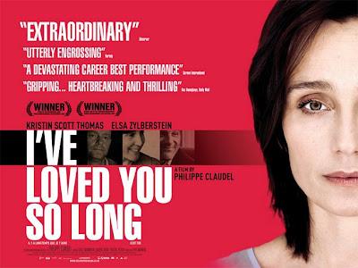 I've loved you so long starring Kristin Scott Thomas