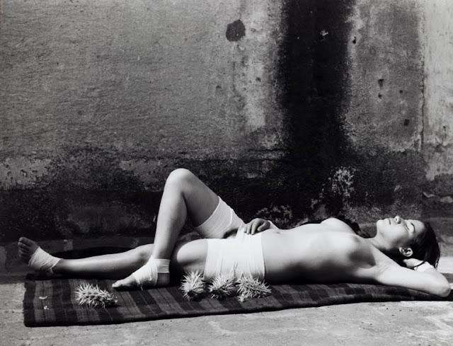 La buena fama durmiendo-Manuel Alvarez Bravo
