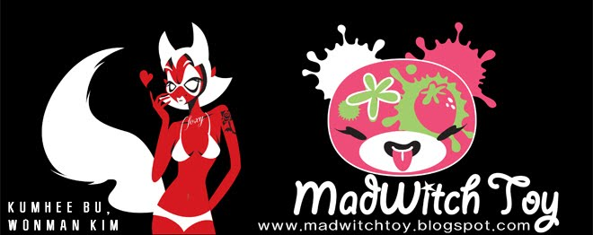 Madwitch Toy Design