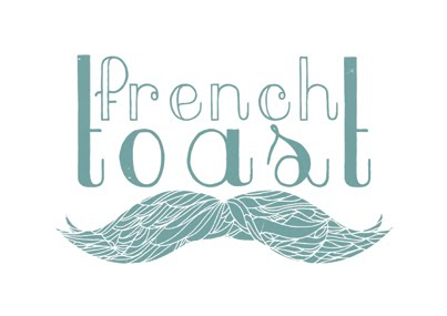 french toast vintage