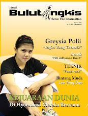 Majalah Jurnal Bulutangkis Edisi II
