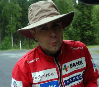 Holger Hott vant SM-lang