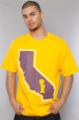 Shirts Without Random Triangles: Shirt makes L.A.'s claim to Titletown
