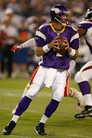 Stupidest Farve-related speculation of the day: Vick replacing Favre at Vikings