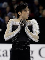 Hey Johnny Weir, fur kills!