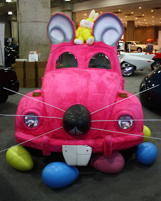 From the New York Auto to Your Freudian Nightmares: The VW Bunny