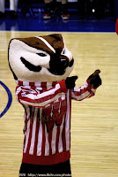 The Badgers don't need no steenkin' Nike