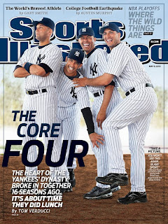 When Mariano Rivera thinks about Derek Jeter, he touches himself
