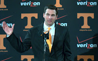 Vols blogger goes Full Metal Jacket for Derek Dooley.