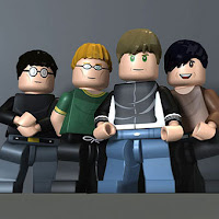 It had to happen: LEGO Rock Band