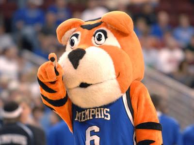 [BLEEP] YOU, MASCOT! Pouncer the Tiger