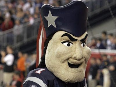 [BLEEP] YOU, MASCOT! Police Blotter Edition:Pat Patriot