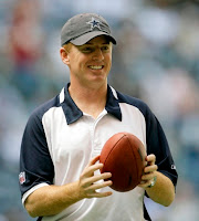 Jason Garrett might not have the job security he thiks he does in Dallas