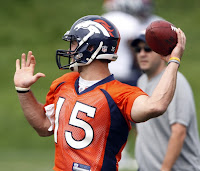 Your Moment of Tebowness: Tebow, man in  uniform