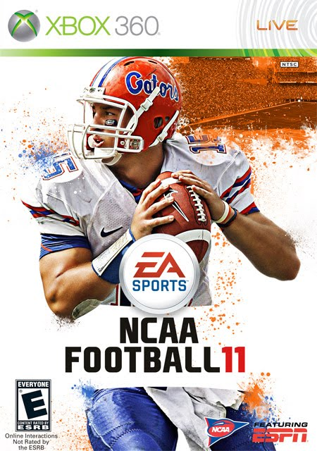 Your Moment of Tebowness: NCAA Football 11 released today