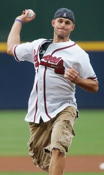 Andy Roddick now officially the Atlanta Braves of tennis