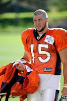 Your Monent of Tebowness: Should Tebow start for the Broncos in Week One? Is he