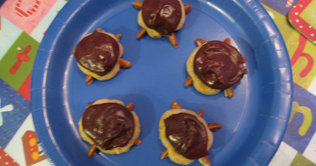 Family Recipe Friday: Snappy Turtle Cookies | TJL Genes : Preserving ...