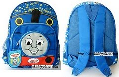 Ready Stock THOMAS BACKPACKER (DESIGN A) (L SIZE) RM79.90