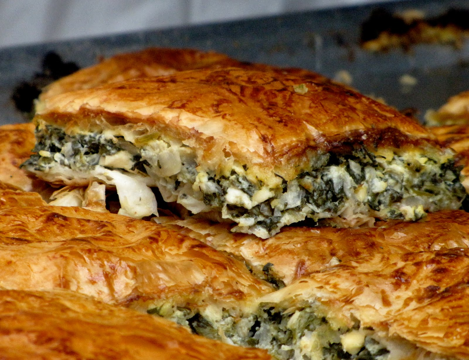 FOOD ADVOKAT: My Mother's Spanakopita Recipe