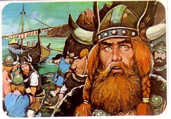 provervios y costumbres vikingas