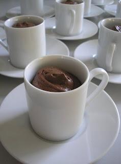 Apple & Spice: Trio of Miniature Chocolate Desserts