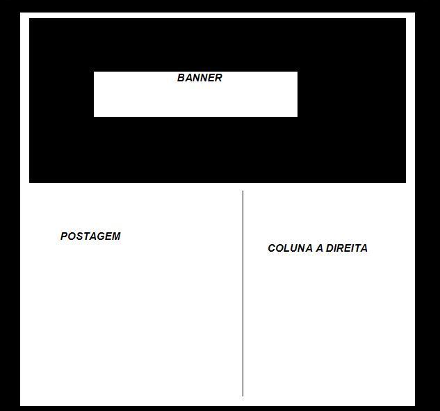 by artes e design diferen a entre layout e template. Black Bedroom Furniture Sets. Home Design Ideas