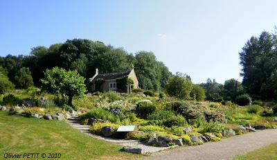 VILLERS-LES-NANCY (54) : Le jardin botanique du Montet