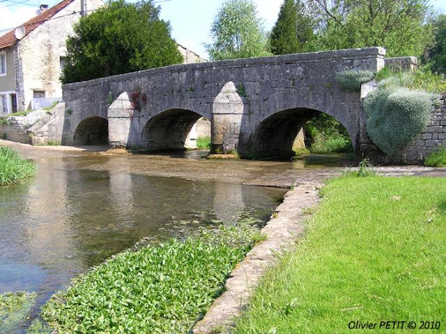 ROLLAINVILLE (88) - Le Vieux Pont