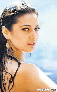 Bollywood Hot Girl Preity Zinta Biography