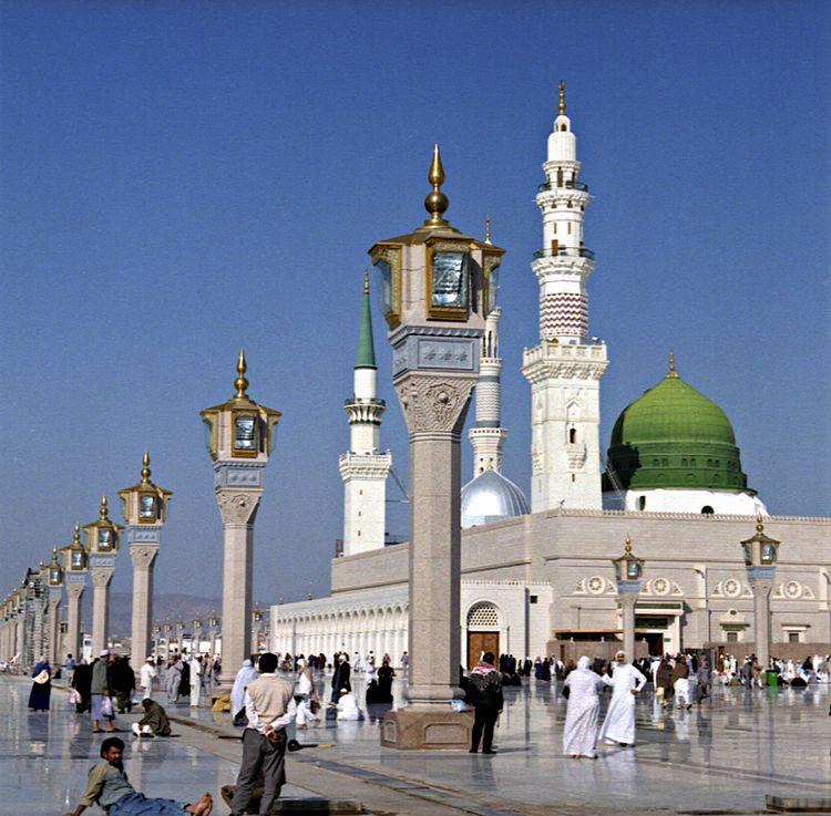 Islamic Masjid e Nabvi Wallpaper Masjid-e-nabvi Photos 5