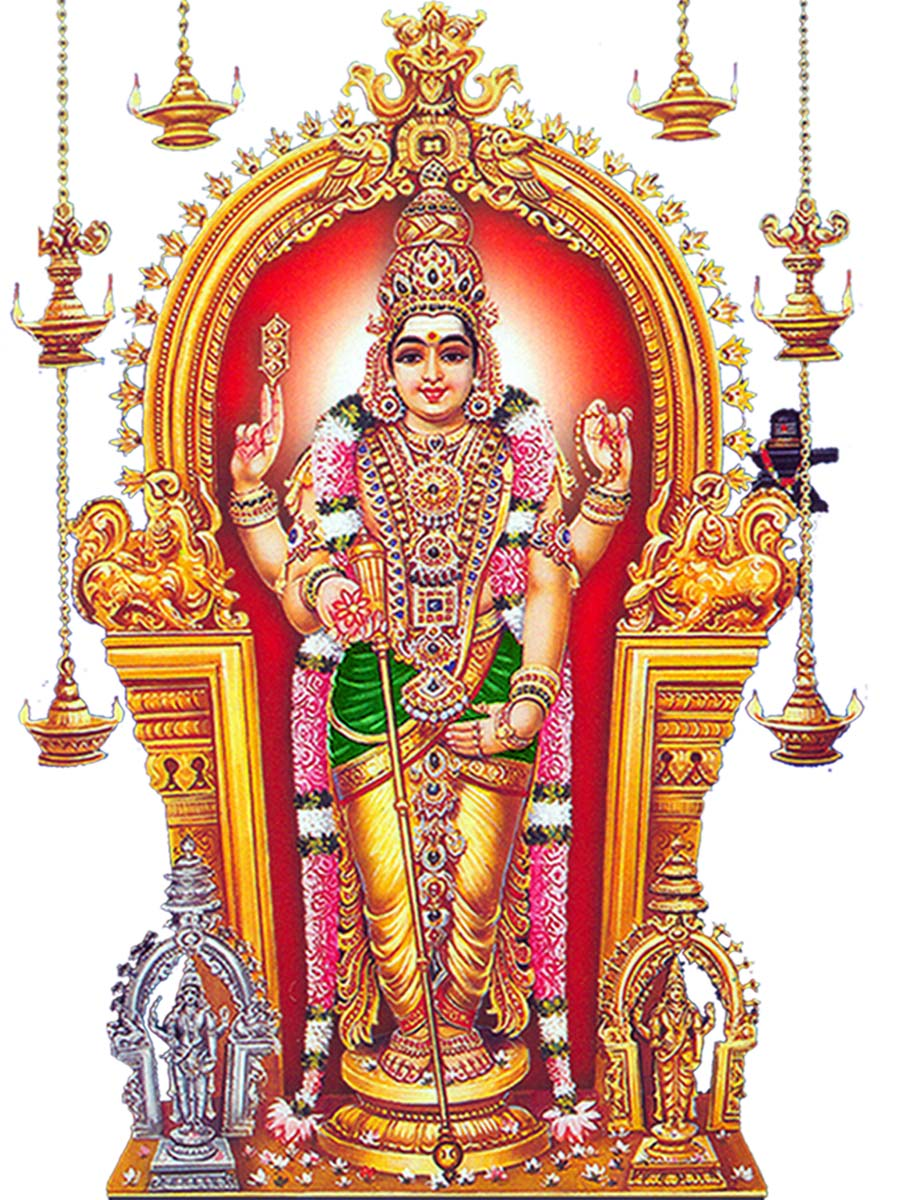 Sri Raja Raja Rajeswari Amman Devotional Wallpapers: Lord Muruga Saravanna