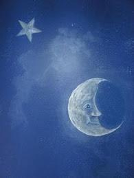 نجمة صغيرة... و قمر