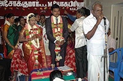 Ashok Kumar Weds Yoga Priya