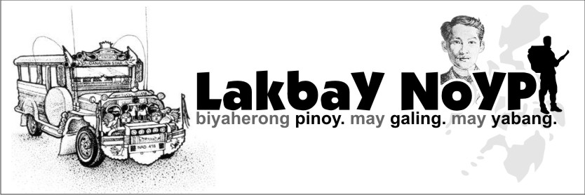 Cabanatueño's Travel Blog - Lakbay Noypi