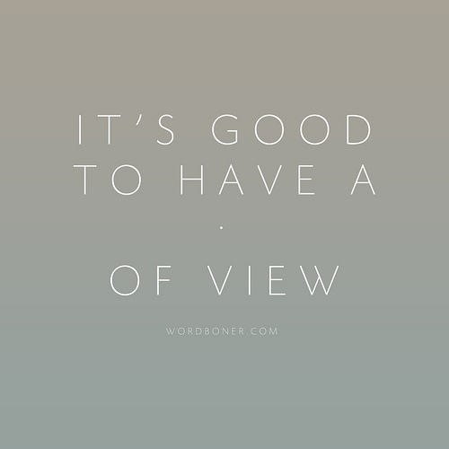 View Quotes | Quotes About Points Of View Quotesgram 95 Quotes