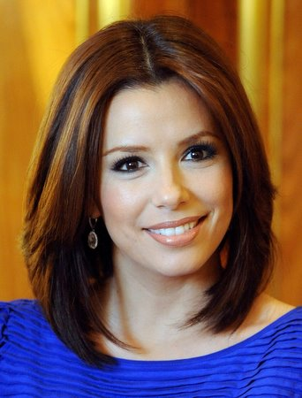 eva longoria hair 2011. Sunday, February 6, 2011