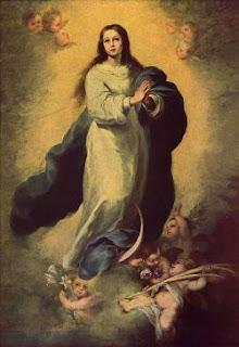 María Inmaculada. Murillo. 1678