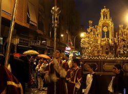 Imagen de la procesión del Corpus del año pasado