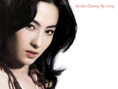 That's Cecilia Cheung sexy boobs remarkable