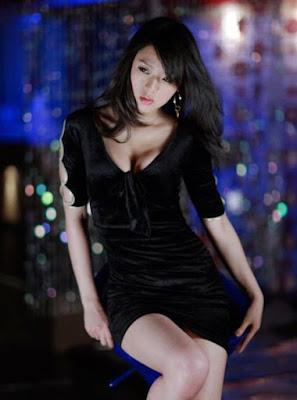 artis cewek korea seksi telanjang