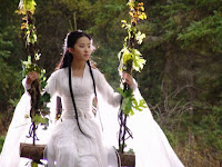 Liu Yi Fei Pemeran Bibi Lung di The Return of the Condor Heroes