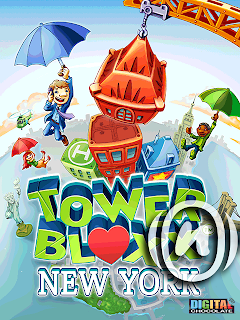 Tower Bloxx: New York - by Digital Chocolate (Skill)