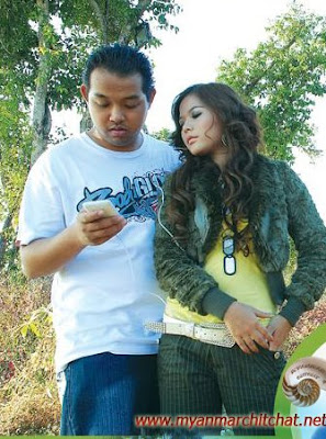 myanmar singer couple pic