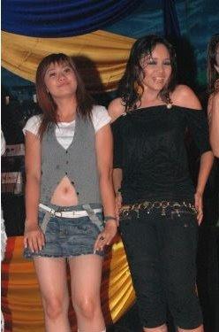 Thinzar Wint Kyaw Sexy Singer