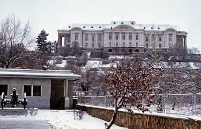 Дворец Амина . Фото Михаила Евстафьева
