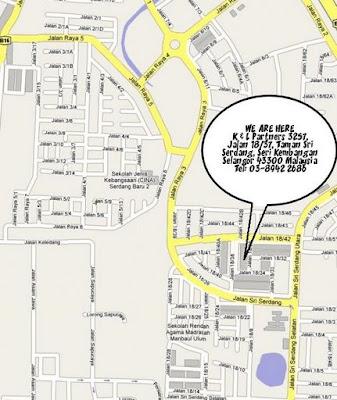 Sam K & L bike shop: How To Find Us?